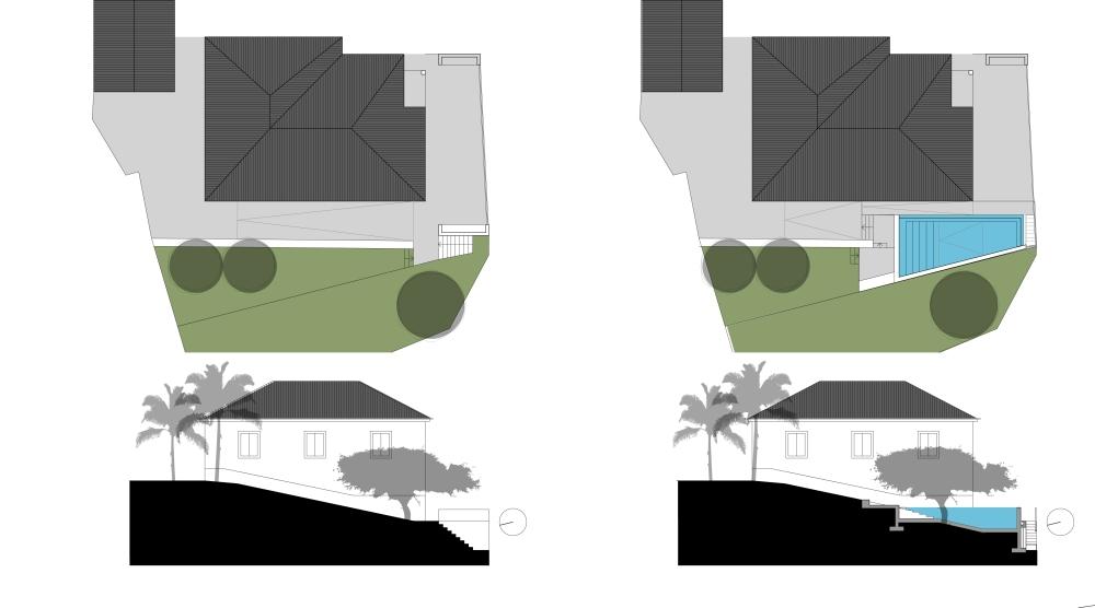 Swimming Pool BCA plan
