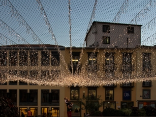 CHRISTMAS LIGHTING FUNCHAL