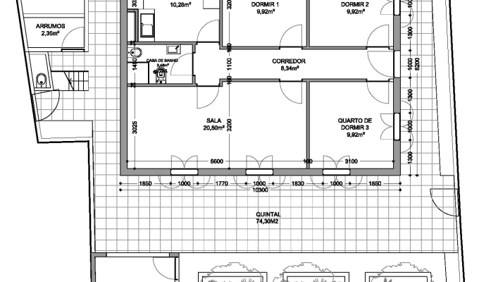 New Project: Houserenovation